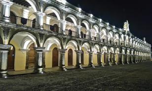 Антигуа - город, в котором живёт история