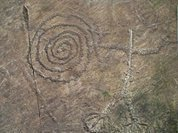 Уникальные петроглифы найдены в Мексике