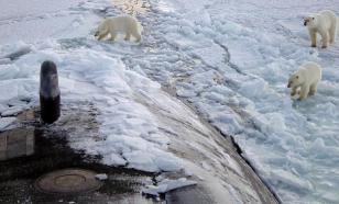 СМИ: западные подлодки вмерзли в лед, тренируя удар по России