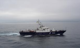 Экипаж северокорейской шхуны напал на российских пограничников