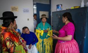 Как женщины устроили революцию в боливийской борьбе (часть 2)