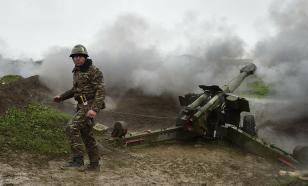 В Нагорном Карабахе продолжаются кровопролитные бои