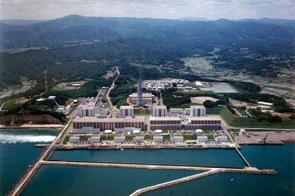 На АЭС в Фукусиме обнаружили утечку радиоактивной воды