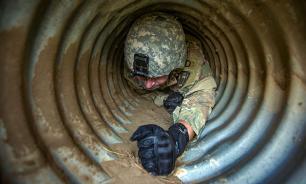 Новым оружием США станут тактические туннели