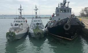 Россия вернет Украине задержанные в Керченском проливе военные корабли