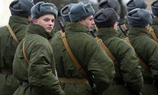 СКР сообщил о сокращении случаев дедовщины в армии
