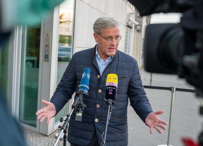 Германия не готова терпеть Трампа ещё один срок