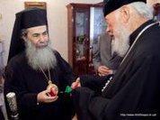Патриарх на Украине - несогласованный визит
