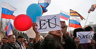 Андрей Никифоров: Россия должна сформировать международный фронт противостояния украинскому фашизму