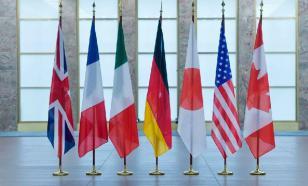G7 выделит деньги на борьбу с коронавирусом