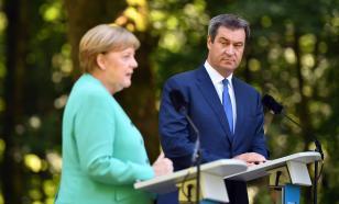 Меркель не назвала имя своего преемника
