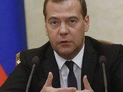 Медведев: Ситуация в экономике России достаточно стабильная