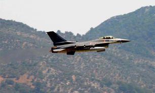 Турция ударила по позициям курдов на севере Ирака