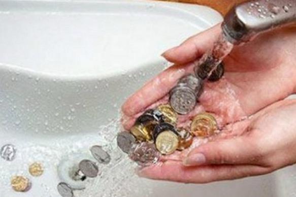 Тарифы на водоснабжение и отопление с 1 июля возросли на 2,4%