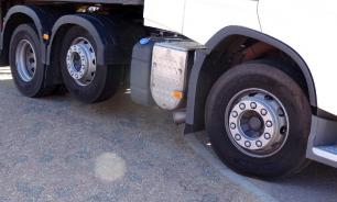 Упавшая платформа крана убила водителя на трассе Екатеринбург - Курган