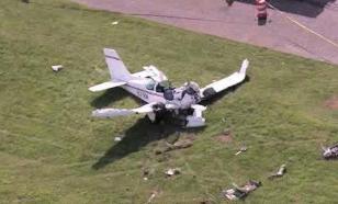 В Египте при крушении частного самолёта погибли два человека