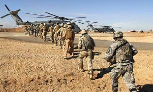 Американцы перебросили в Сирию из Ирака 200 военных. Зачем?
