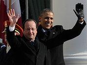 Обама и Олланд делят роль мирового жандарма
