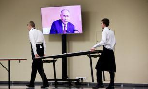 """Глава ВЦИОМ: низкий уровень доверия Путину объясняется """"эффектом черных очков"""""""