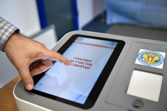 Владимир Путин разрешил организацию дистанционного голосования
