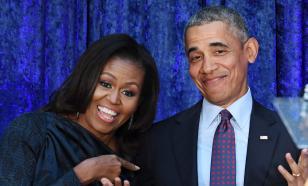 Обама с женой закрылись от комментариев афганцев за стеной Instagram