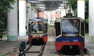 Трамваи в Москве будут гонять с ветерком от кондиционера