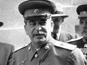 """Иосиф Сталин: """"За здоровье русского народа"""""""