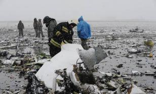 США забирают обломки рухнувшего лайнера FlyDubai