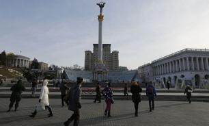 Украинские полицейские нашли гранаты на улице Киева