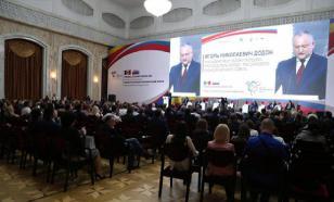 Президент Молдавии заявил о грядущем прорыве в отношениях с Россией