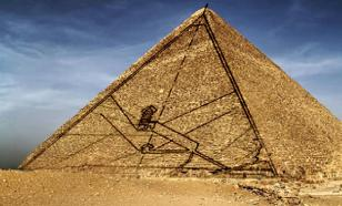Египетские пирамиды построили не рабы