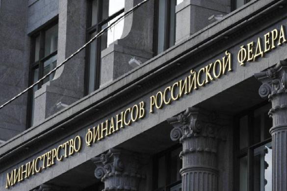 Финансовые власти прокомментировали санкции против госдолга