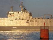 Мистраль — корабль для войны за погоду?