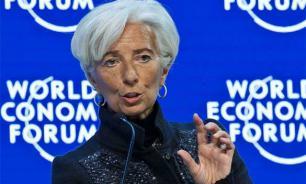 Глава МВФ: Украина рискует снова стать образцом провальной экономической политики