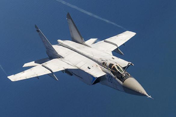 Россия разрабатывает оружие против гиперзвуковых ракет для МиГ-31