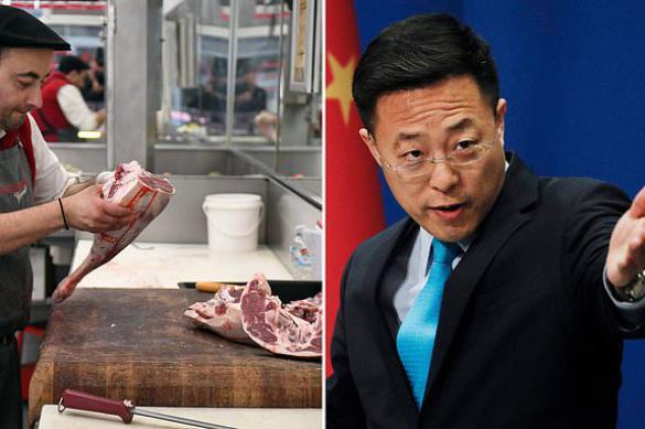 Китай оскорбился за нападки и приостановил импорт говядины из Австралии