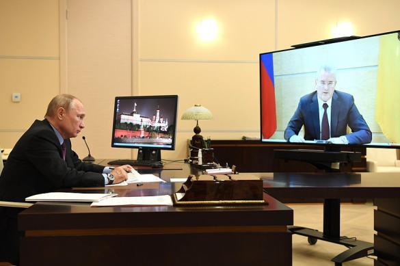 Путин поручил главе Пензенской области заняться ЖКХ и дорогами