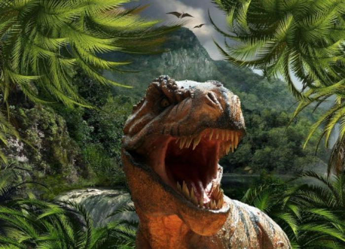Почему древние животные были такими огромными?