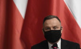Президент Польши теряет доверие населения