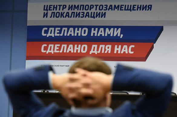 В Минпромторге рассказали о положительном влиянии американских санкций