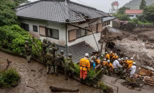 80 человек пропали без вести в результате смертоносного оползня в Японии