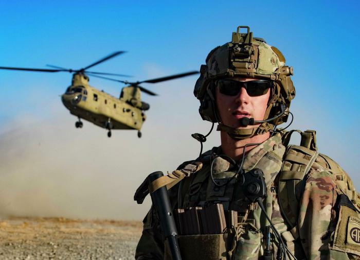 """Эксперт: """"У США не было задачи стабилизировать ситуацию в Афганистане"""""""
