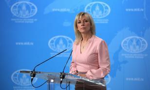 Захарова объяснила, почему Россия не собирается нападать на Украину