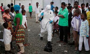 Эпидемия Эболы вспыхнула в Конго