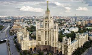 Квартиру в пять этажей выставили на продажу в Москве