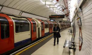 Воздух в лондонском метро стал самым грязным в мире