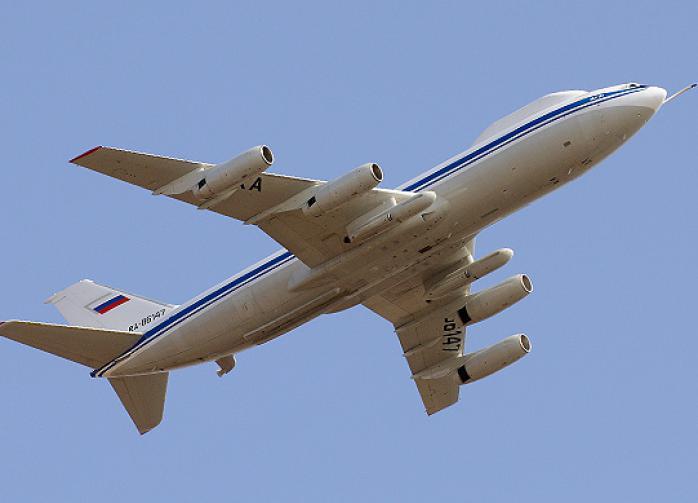 В Таганроге вскрыли и обокрали самолёт Судного дня