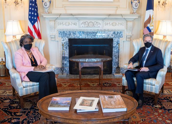 """Постпред США в ООН рассказала о """"тонкостях"""" американской дипломатии"""