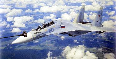 В День Победы облака над столицей разгонят военные самолеты