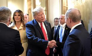 СМИ раскрыли темы личной беседы Путина и Трампа в Хельсинки